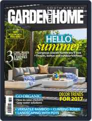 SA Garden and Home (Digital) Subscription January 1st, 2017 Issue