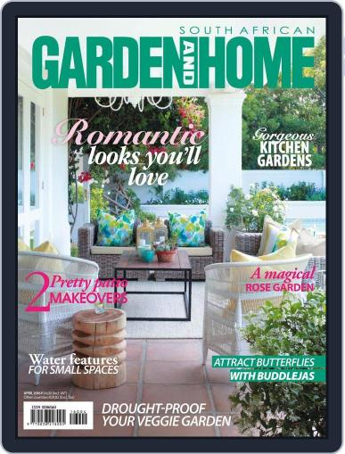 SA Garden and Home (Digital) March 21st, 2016 Issue Cover