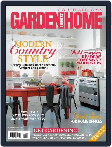 SA Garden and Home (Digital) February 22nd, 2016 Issue Cover