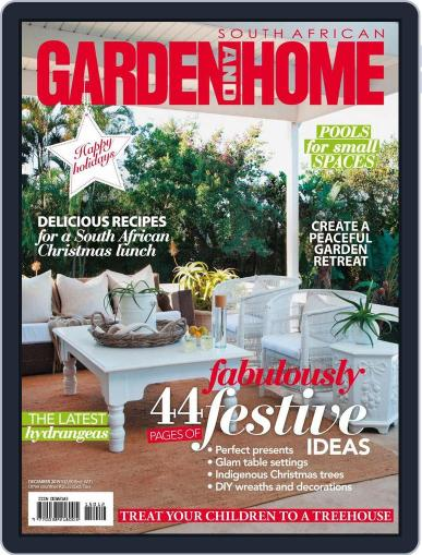 SA Garden and Home (Digital) November 16th, 2015 Issue Cover
