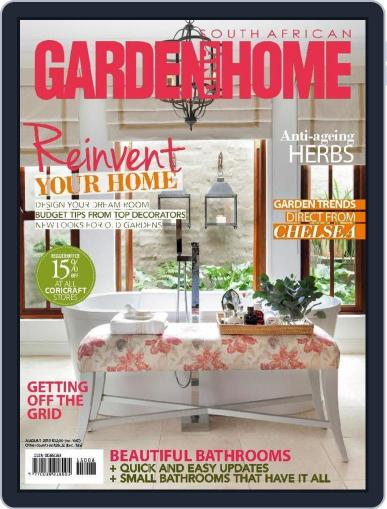 SA Garden and Home (Digital) July 18th, 2015 Issue Cover