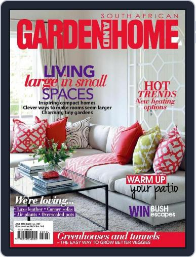 SA Garden and Home (Digital) May 16th, 2015 Issue Cover
