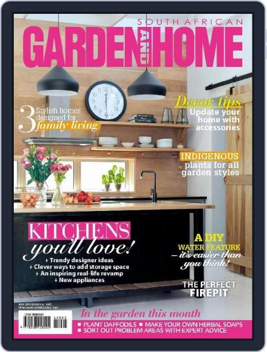 SA Garden and Home (Digital) April 18th, 2015 Issue Cover