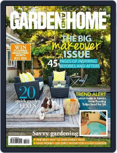 SA Garden and Home (Digital) March 8th, 2015 Issue Cover