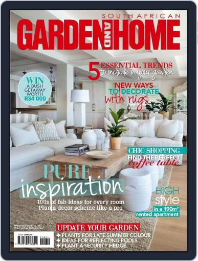 SA Garden and Home (Digital) February 28th, 2015 Issue Cover