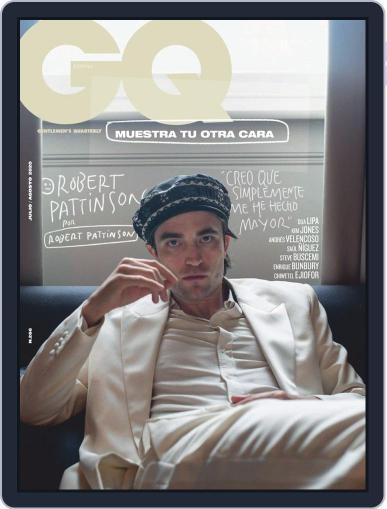 Gq España July 1st, 2020 Digital Back Issue Cover