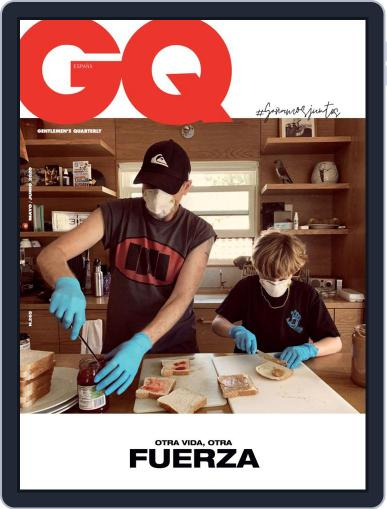 Gq España May 1st, 2020 Digital Back Issue Cover