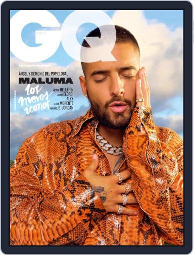 Gq España February 1st, 2020 Digital Back Issue Cover