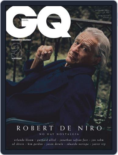 Gq España December 1st, 2019 Digital Back Issue Cover