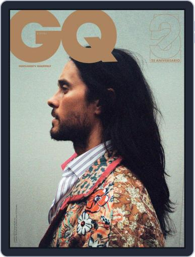 Gq España (Digital) September 1st, 2019 Issue Cover