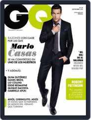 Gq España (Digital) Subscription August 22nd, 2013 Issue