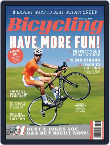 Bicycling South Africa (Digital) May 1st, 2020 Issue Cover