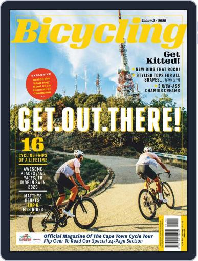 Bicycling South Africa (Digital) March 1st, 2020 Issue Cover