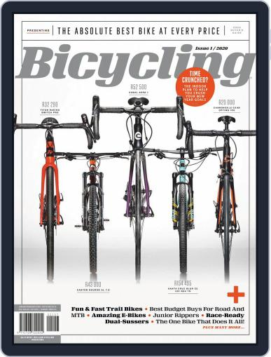 Bicycling South Africa (Digital) January 1st, 2020 Issue Cover