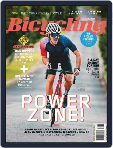 Bicycling South Africa (Digital) September 1st, 2019 Issue Cover