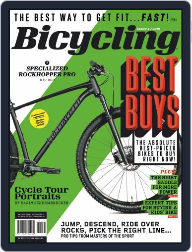 Bicycling South Africa (Digital) May 1st, 2019 Issue Cover