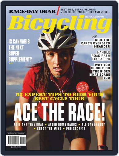 Bicycling South Africa (Digital) March 1st, 2019 Issue Cover