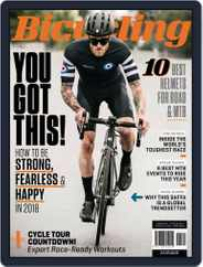 Bicycling South Africa (Digital) Subscription February 1st, 2018 Issue