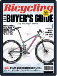 Bicycling South Africa (Digital) Subscription January 1st, 2018 Issue