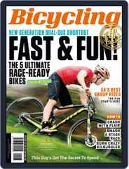 Bicycling South Africa (Digital) Subscription October 1st, 2017 Issue