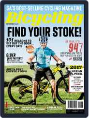 Bicycling South Africa (Digital) Subscription November 1st, 2016 Issue