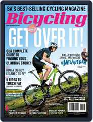 Bicycling South Africa (Digital) Subscription September 1st, 2016 Issue