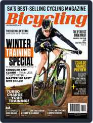 Bicycling South Africa (Digital) Subscription June 20th, 2016 Issue