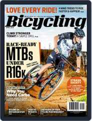 Bicycling South Africa (Digital) Subscription April 1st, 2016 Issue