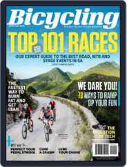 Bicycling South Africa (Digital) Subscription February 1st, 2016 Issue