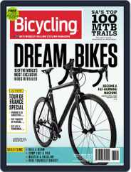 Bicycling South Africa (Digital) Subscription June 17th, 2014 Issue