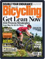 Bicycling South Africa (Digital) Subscription January 22nd, 2013 Issue