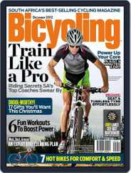 Bicycling South Africa (Digital) Subscription November 20th, 2012 Issue