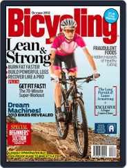 Bicycling South Africa (Digital) Subscription September 18th, 2012 Issue