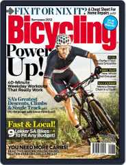 Bicycling South Africa (Digital) Subscription August 22nd, 2012 Issue