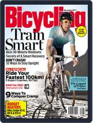 Bicycling South Africa (Digital) Subscription October 20th, 2011 Issue