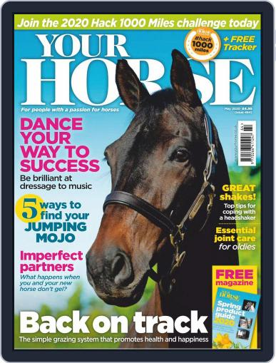 Your Horse (Digital) May 1st, 2020 Issue Cover