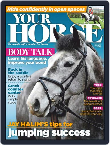Your Horse (Digital) April 2nd, 2020 Issue Cover