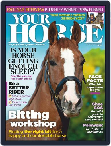 Your Horse (Digital) April 1st, 2020 Issue Cover