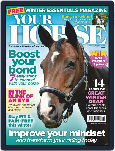 Your Horse (Digital) February 1st, 2020 Issue Cover