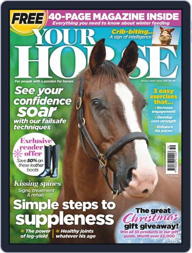 Your Horse (Digital) January 1st, 2020 Issue Cover