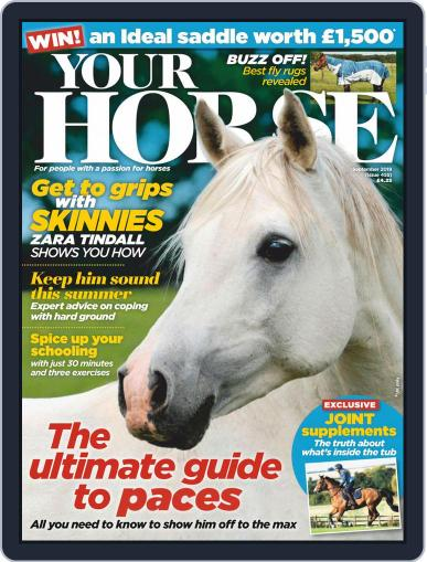 Your Horse (Digital) September 1st, 2019 Issue Cover