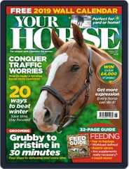 Your Horse (Digital) Subscription January 1st, 2019 Issue