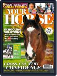 Your Horse (Digital) Subscription November 1st, 2018 Issue