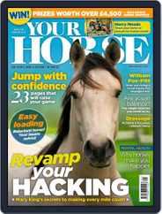 Your Horse (Digital) Subscription August 1st, 2018 Issue