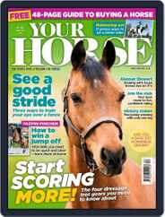 Your Horse (Digital) Subscription July 1st, 2018 Issue