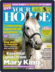 Your Horse (Digital) Subscription June 1st, 2018 Issue