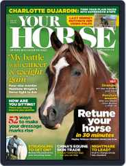 Your Horse (Digital) Subscription April 1st, 2018 Issue