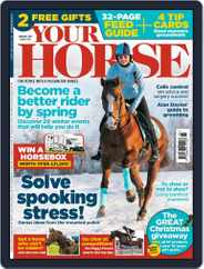 Your Horse (Digital) Subscription January 1st, 2018 Issue