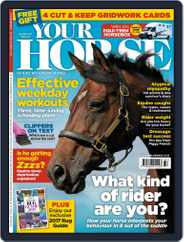 Your Horse (Digital) Subscription December 1st, 2017 Issue