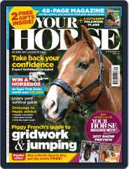 Your Horse (Digital) Subscription November 1st, 2017 Issue